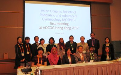 Asian Oceanic Society of Paediatric and Adolescent Gynaecology (AOSPAG)
