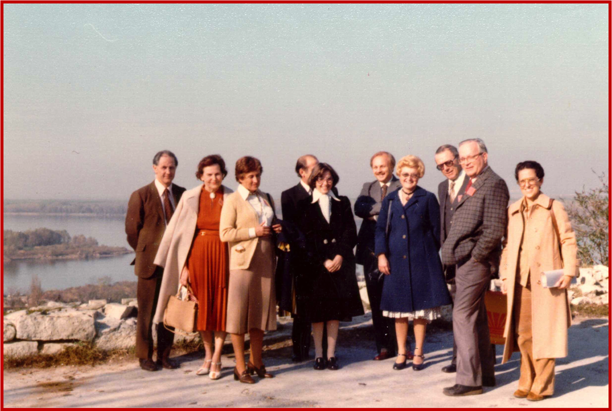 International PAG Congress in Beograd, 1978