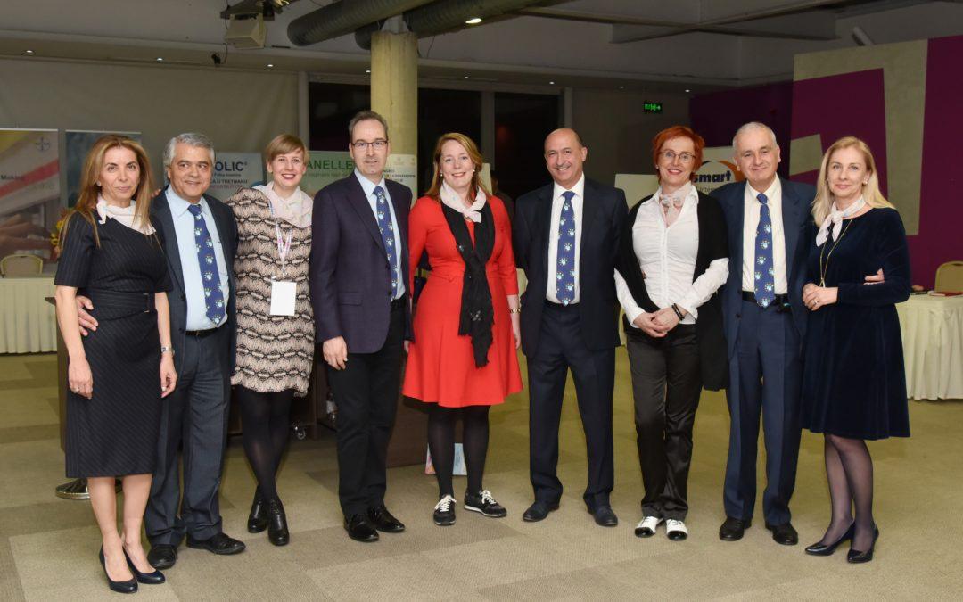 EUROPAG Board at the Serbian PAG Society Annual Meeting