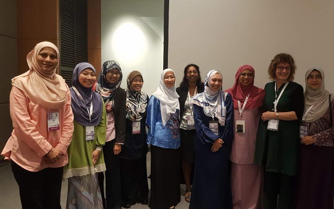 PAG sessions at the Malaysian International Scientific Congress of Obstetrics & Gynaecology (MISCOG) 2018